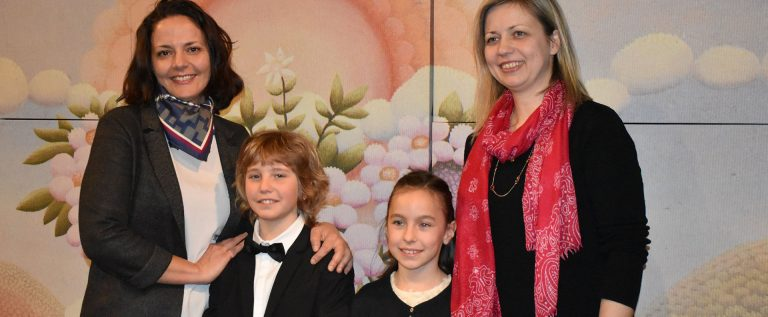 Jenny, Vito, Rita i Aleksandra