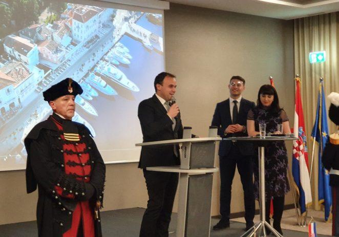 Predstavljanje Poreča  održano u Zürichu