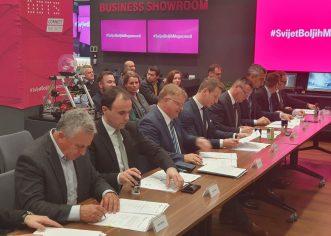 Potpisan sporazum za brži Internet Poreča i okolnih općina – do 2023. godine zajamčena brzina od 40MB/s
