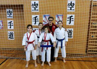 Karate klubu Finida šest medalja iz Ivanić Grada