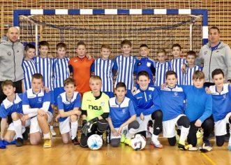 Škola nogometa Jadran Poreč ugostila vršnjake iz Italije i nastupala na selektivnim aktivnostima