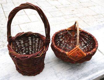 Radionice pletenja košara 21. i 22. te 28. i 29. veljače u kafiću Lapidarium pored ZAVIČAJNOG MUZEJA POREŠTINE