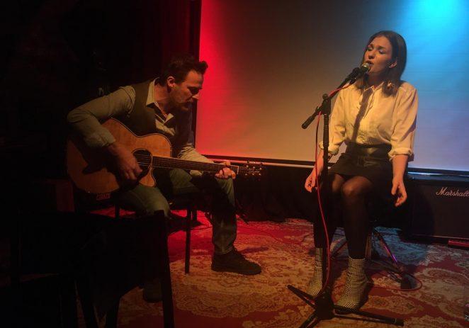 Treći singl mlade kantautorice Marei predstavljen live u Zagrebu