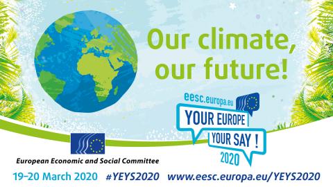 Učenici i učenice Srednje škole Mate Balote iz Poreča pripremaju se za sudjelovanje na Europskom samitu mladih o klimi u Bruxellesu