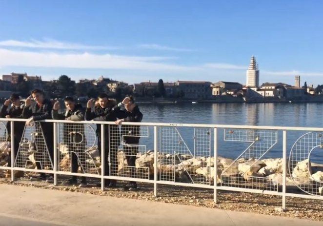 "Učenicima Osnovne talijanske škole Bernardo Parentin iz Poreča prva nagrada za spot pjesme ""Oda vodi"" !"
