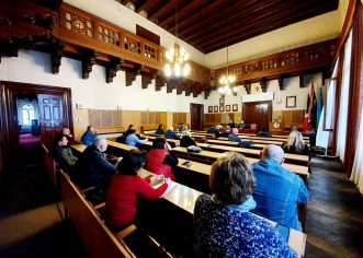 Održan sastanak Stožera civilne zaštite Poreča u proširenom sastavu