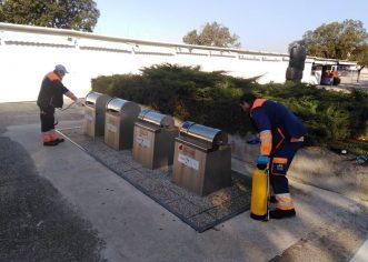 Usluga Poreč pojačava pranje i dezinfekciju najfrekventnijih područja grada i mjesnih centara