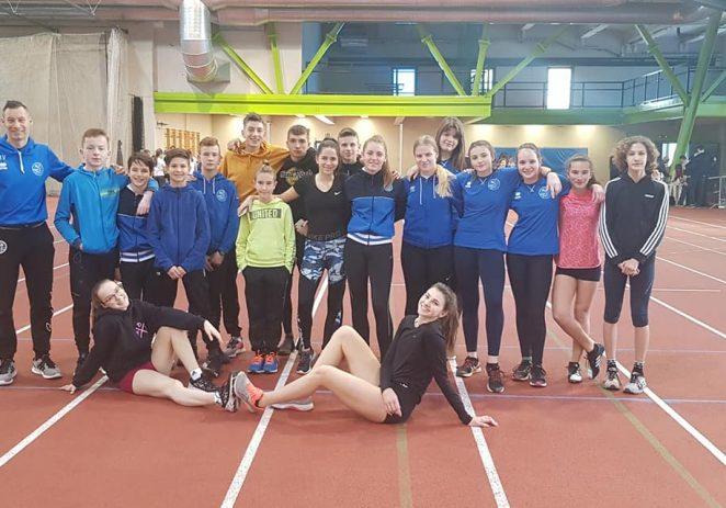 Odličan nastup za porečke atletičare Maximvsa na Pojedinačnom prvenstvu Kvarnerske lige
