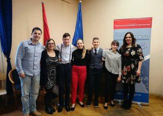 Porečki harmonikaši osvojili četiri prve nagrade na 58. hrvatskom natjecanju učenika i studenata glazbe i plesa –regionalnog natjecanja u Zagrebu u disciplini harmonika