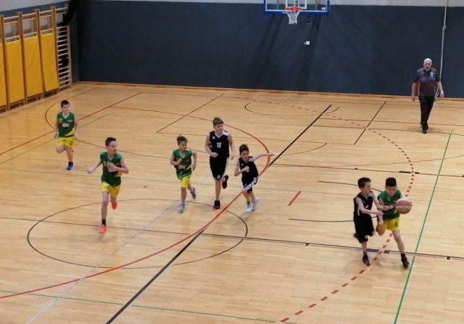 Najmlađi košarkaši Poreča upisali dvije nove pobjede !