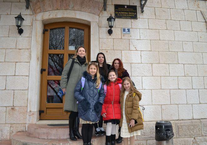 Učenice Umjetničke škole Poreč osvojile prve nagrade na  58. hrvatskom natjecanju učenika i studenata glazbe i plesa – regionalnom natjecanju u Imotskom u disciplini flaute