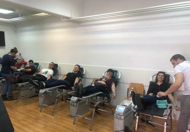 Tri nova darivatelja krvi u Poreču