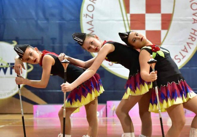Mažoretkinje Višnjan postale Državne prvakinje !