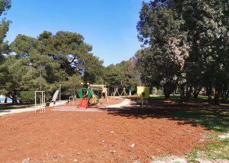Zabrana korištenja svih igrališta na području Grada Poreča-Parenzo