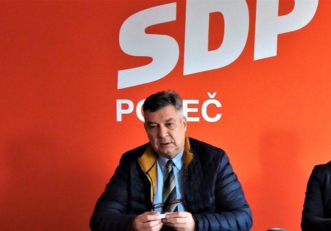 SDP Poreča traži hitno formiranje kriznog stožera i donošenje mjera za pomoć porečkom gospodarstvu