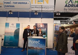 Poreč, Tar-Vabriga i Funtana predstavljeni na sajmu Freizeit Touristik & Garten