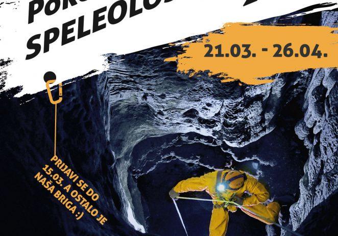 Speleološki klub Proteus organizira Porečku speleološku školu 2020.