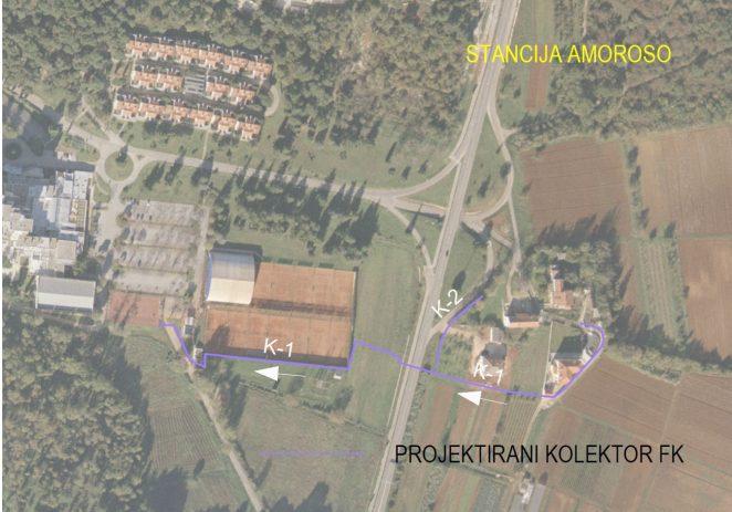 Započinju radovi na izgradnji kanalizacijske mreže St. Amoroso – radovi bi trebali biti dovršeni do kraja travanja 2020.