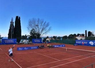 """""""Istarska Rivijera"""", najdugovječniji teniski turnir na ovim područjima počeo je u Poreču"""