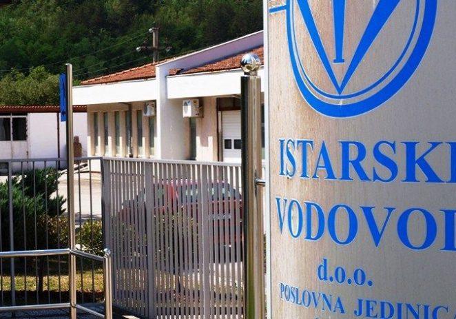 U vrijeme krize Istarski vodovod neće provoditi ograničenja ili obustave isporuke vode svojim potrošačima