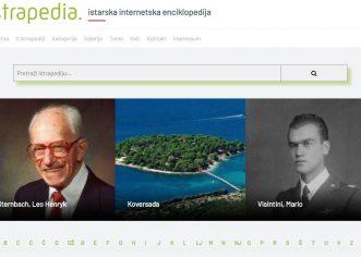 Novi dizajn i sadržaji stranica istarske internetske enciklopedije