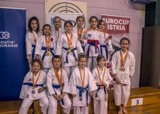 Karate klub Finida županijski prvak u katama
