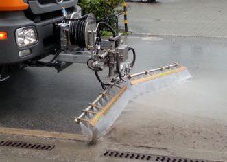 Usluga Poreč od četvrtka, 19. ožujka započinje s pranjem i dezinfekcijom ulica i javnih površina