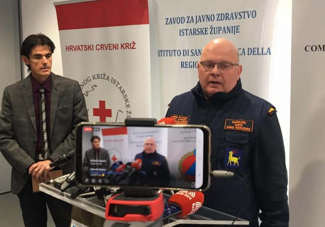 Odluka Stožera civilne zaštite Istarske županije od 17. ožujka 2020. godine vezano za liječničke ordinacije