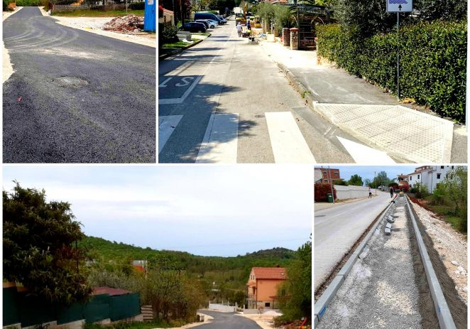 Nove prometnice i nogostupi u Varvarima, Novoj Vasi i Novom naselju
