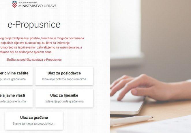 Općina Višnjan do 6. travnja ne izdaje e-propusnice
