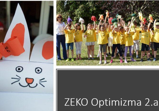 Pozdrav optimizma od 2.a Osnovne škole Poreč