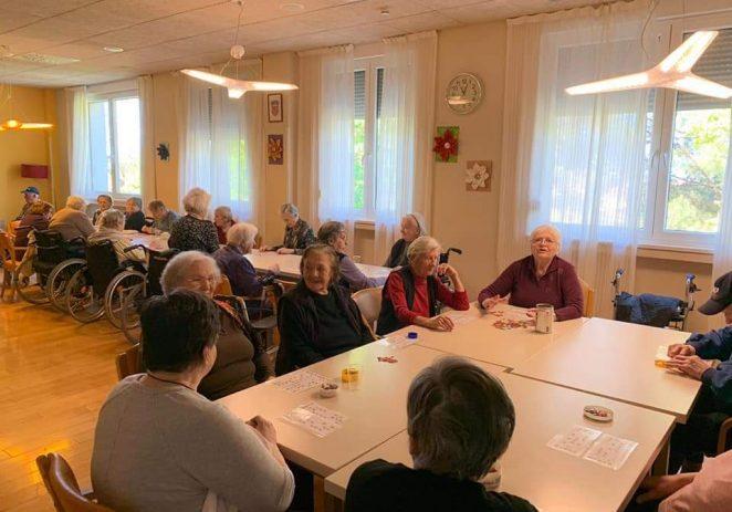 Od ponedjeljka moguće su posjete štićenicima Doma za starije u Poreču, pod strogo kontroliranim uvjetima !