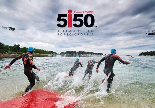 Plava Laguna 5150 Poreč  triathlon odgođen za 9. svibnja 2021. godine