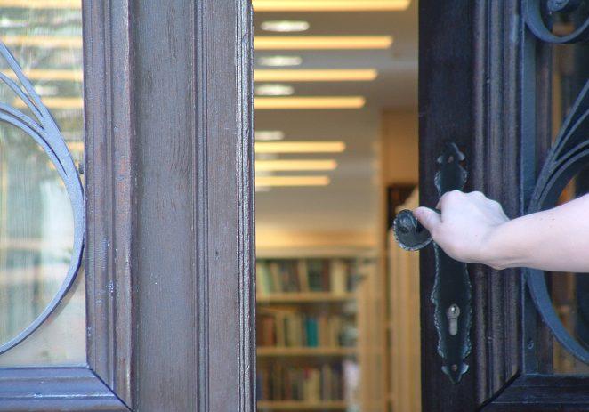 Gradska knjižnica Poreč otvara svoja vrata u ponedjeljak, 27. travnja !