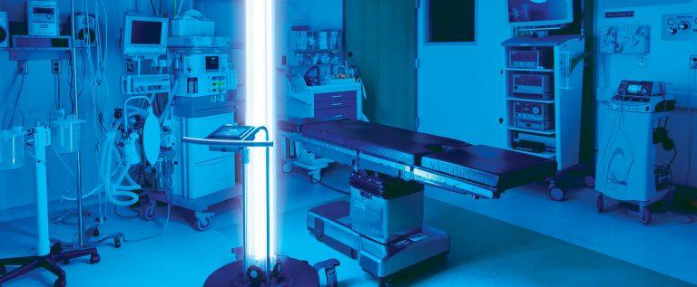 UVDI-360 in Operating Room
