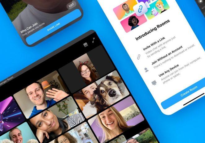 Stiže Messenger Rooms kao konkurencija Zoomu, a omogućava videokonferencije sa 50 sudionika