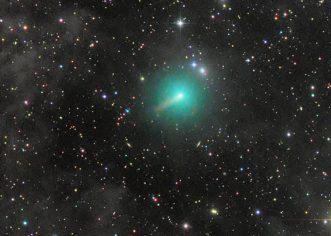 Krajem travnja podignite pogled prema nebu i uživajte u plesu zelenog kometa Atlasa