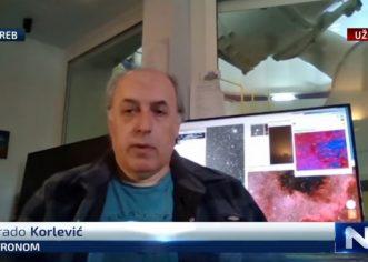 Komunikator 2019. godine je Korado Korlević, jedan od vodećih hrvatskih znanstvenika, astronom svjetskoga glasa i pokretač Zvjezdarnice Višnjan