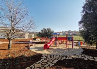 Otvaranje dječjih i sportskih igrališta na području Općine Vrsar-Orsera