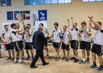 Boćarski klub Istra Poreč najbolja momčad Istarske županije, dobitnik nagrade za životno djelo Sergo Zorko