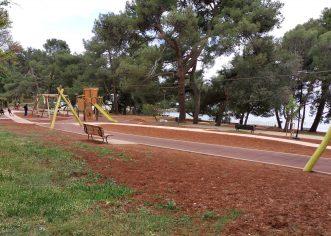 Otvorena dječja igrališta i sportski tereni na području Grada Poreča