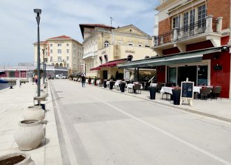 Grad Poreč: moguće besplatno proširenje terasa te oslobađanje najma za terase i poslovne prostore za svibanj