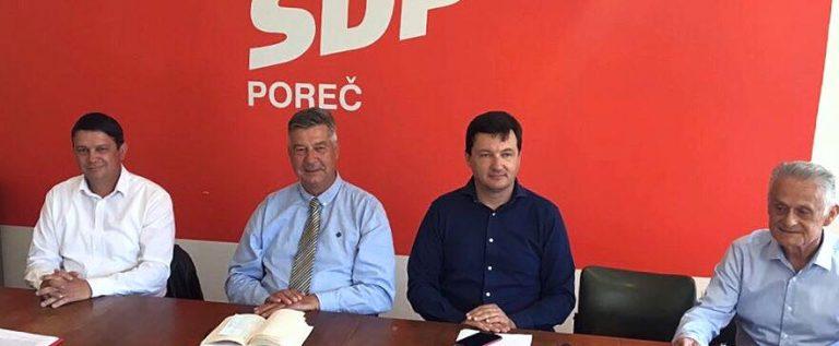 SDP POREČ-270520