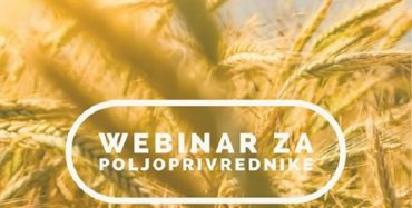 Poduzetnički inkubator Poreč organizira besplatan webinar za poljoprivrednike