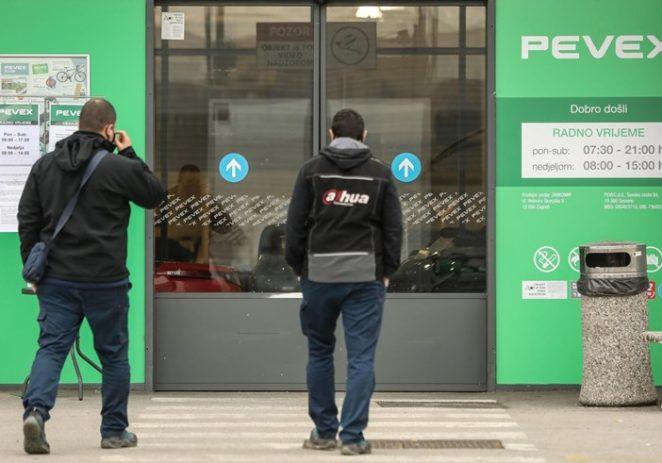 Pevex postavio termalne kamere na ulaz u svoje centre