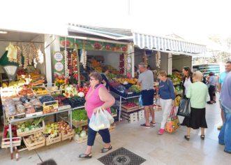 Gradska tržnica Poreč ponovo otvorena nedjeljom