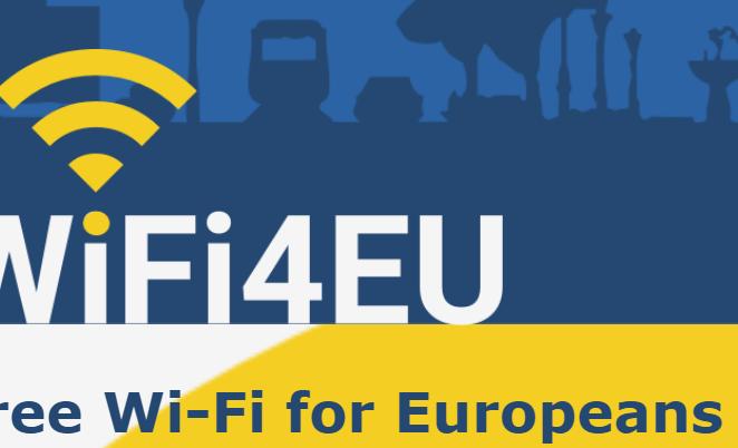 Općina Vižinada postavila opremu za javni bežični Internet WiFi4EU