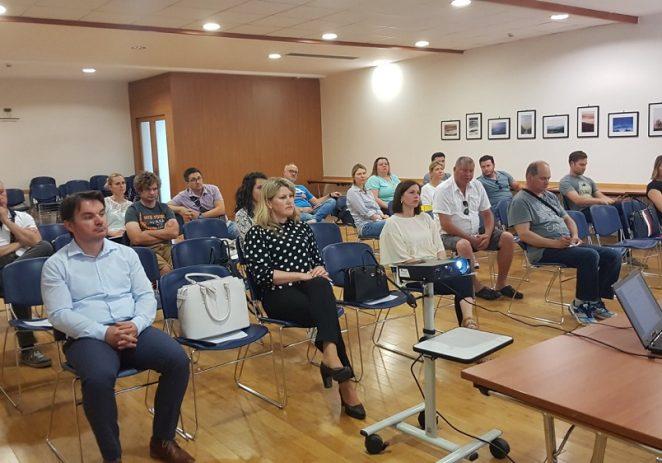 Poduzetničk inkubator Poreč d.o.o. i Dom obrtnika d.o.o. održali predavanje o paušalnom oporezivanju obrta