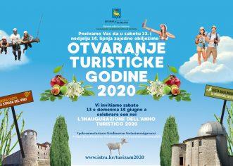 Odjel za turizam Istarske županije organizira ovog vikenda Otvaranje turističke godine 2020.