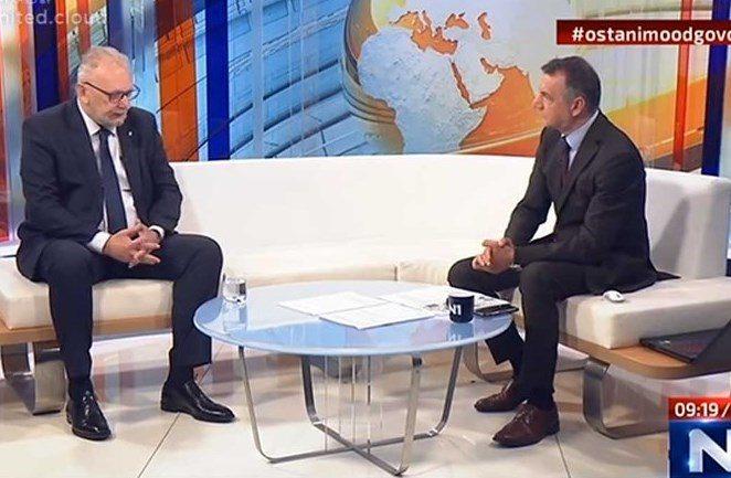 Božinović o Austriji: Žele da Austrijanci troše novac doma, zato moraju u karantenu